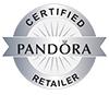 Pandora Certified Retailer